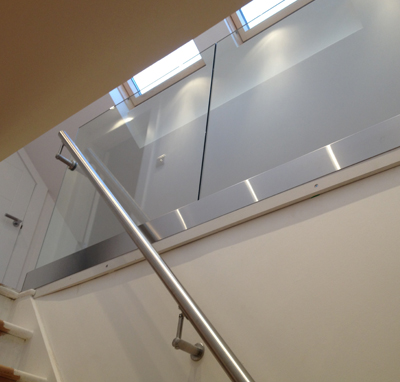 Stainless-steel-balustrade